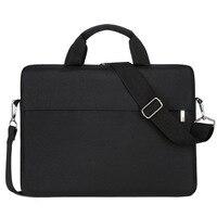 Women Men Light Laptop Messenger bag for Macbook 13 14 15 Dell HP Notebook Computer PC Handbags Shoulder Carrying Case