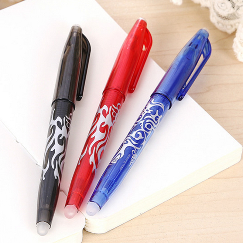 1 Peice Erasable Pen 0.5 Mm Refill Creative Normal Pilot Pencil Erasable Magic Gel Pen School Office Writing Supplies Student