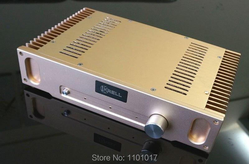 Weiliang Breeze Audio Replica Hood 1969 HI-FI Amplifier HIFI EXQUIS Pure Class A Solide Tansistor Amp