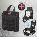 Medizinische Tasche Nylon Taktische Erste Hilfe Kits Utility Medizinische Zubehör Tasche Outdoor Jagd Wandern Überleben Modulare Medic Tasche Pouch-in Notfallkoffer aus Sicherheit und Schutz bei