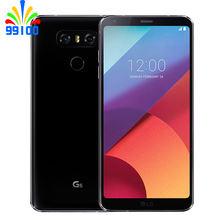 Unlocked Original Cellphone LG G6 H870/H870DSU 5.7″ single/dual sim 4GB+32GB/128GB Snapdragon821 Dual back Camera multi-language