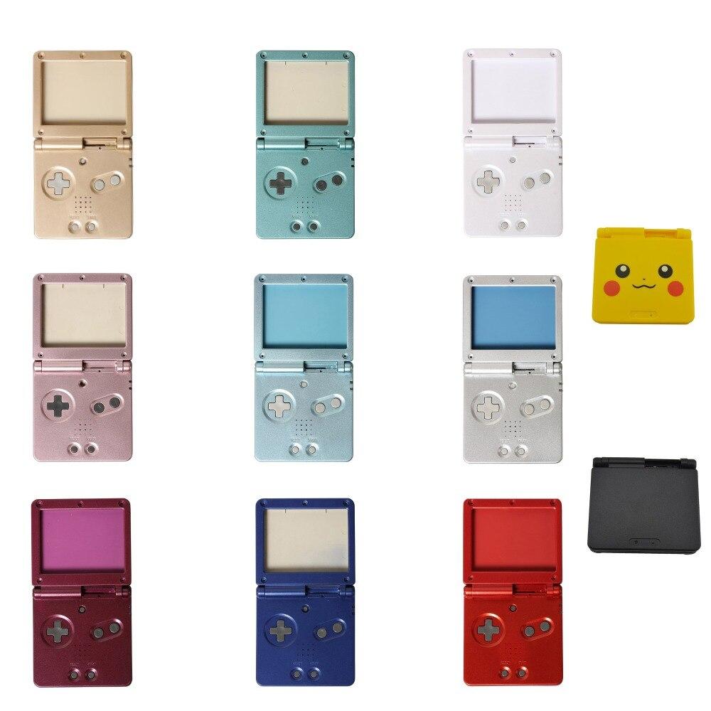 10 セット用 B Sp ゲームボーイハウジングケースカバー交換フル Sp  グループ上の 家電製品 からの ケース の中 1