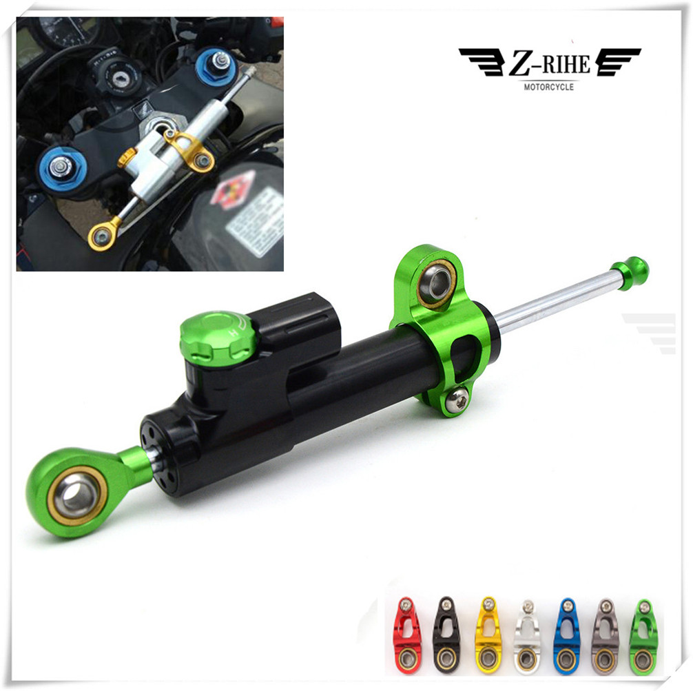 Motorcycle Adjustable Accessories Damper Stabilizer Damper Steering For Ducati 999 S R DIAVEL CARBON S4RS STREETFIGHTER S 848