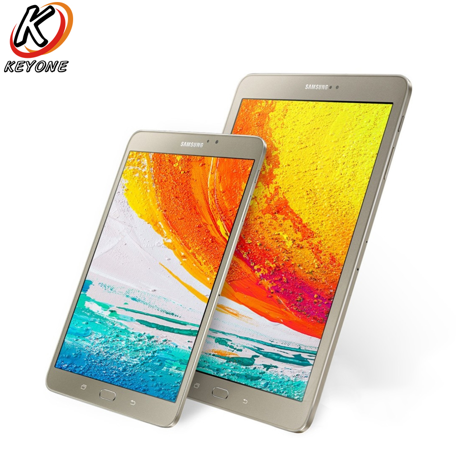 Original nouveau Samsung GALAXY Tab S2 T713 WIFI Tablet PC 8.0 pouce 3 gb RAM 32 gb ROM Octa Core android 2048x1536px Double Caméra PC
