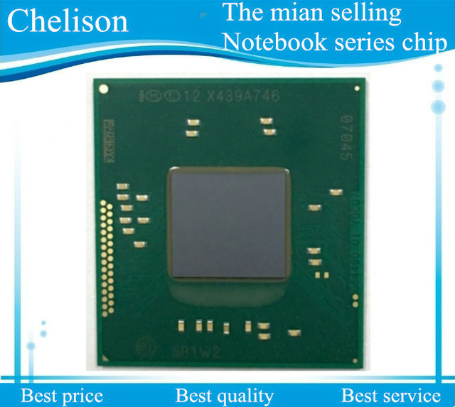 New CPU SR1W2 N3530 CPU Mobile Processor PCH Laptop IC with balls