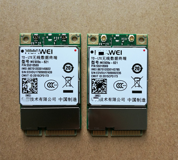 ME909s-821 dorigine 100% MINIPCIE LTEME909s-821 dorigine 100% MINIPCIE LTE
