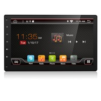 10 1 Inch Universal 2 Din Android 6 0 Car DVD Player GPS Wifi Bluetooth Radio