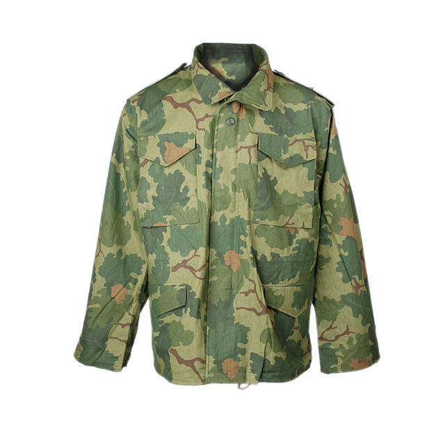 VIETNAM WAR US MITCHELL CAMO M65 FIELD JACKET IN SIZES-in Military ... 5e5cc4d1282