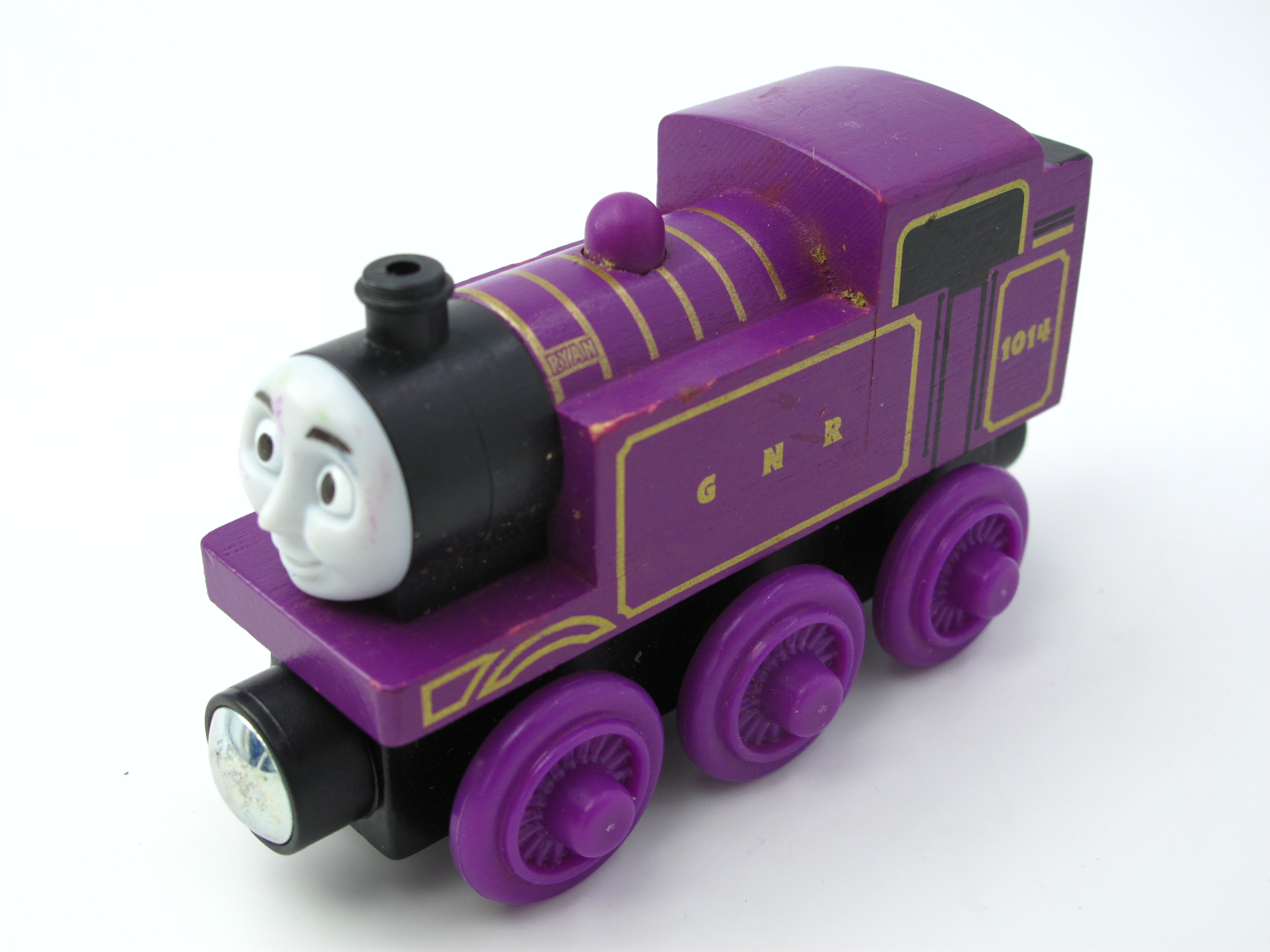 Wooden Thomas Train T115W RYAN Thomas And Friends Trackmaster Magnetic Tomas Truck Car Locomotive Engine Railway Toys for Boys