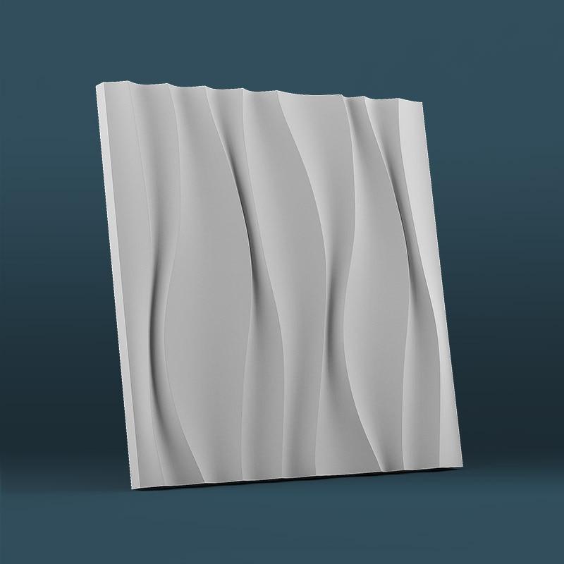 Formy silikonowe formy 3D dekoracyjne ściany różnych wzorów panele rozmiar ścienne z betonu formy 3D ściana tła cegły formy w Formy do ciast od Dom i ogród na  Grupa 3