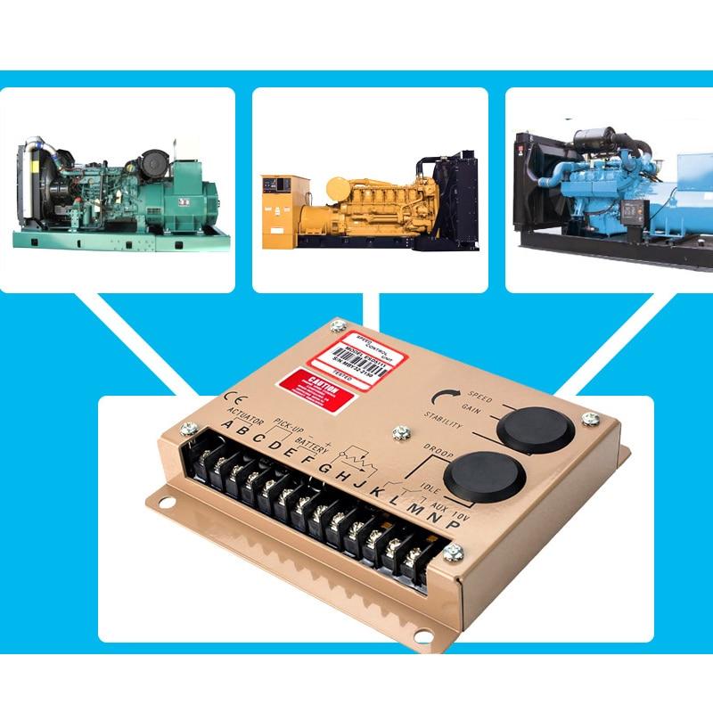 Generator Engine Speed Controller Electric Speed Control Board ESD5111 JDH99Generator Engine Speed Controller Electric Speed Control Board ESD5111 JDH99
