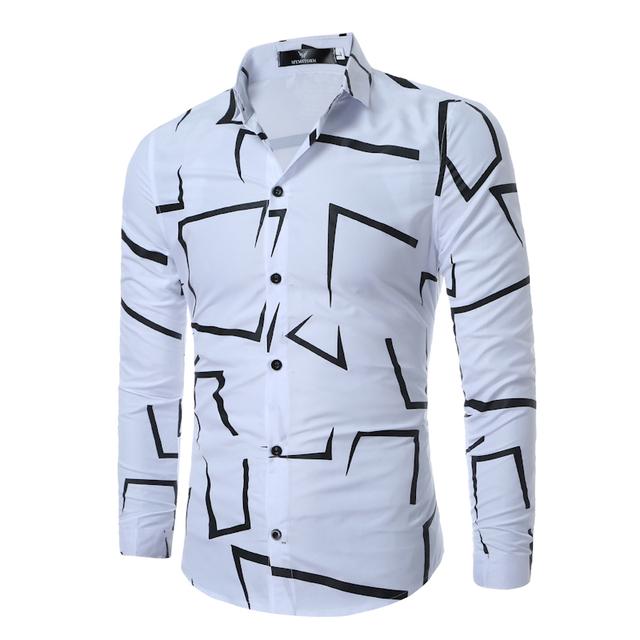 High Quality Men's Long Sleeve /Fashion Shirt