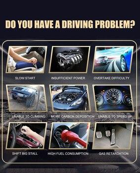 רכב אלקטרוני מצערת בקר מירוץ מאיץ Booster החזק עבור פורשה 911 קררה (991) 2011-2019 כוונון חלקים