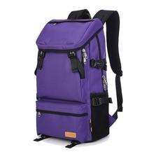 Высший сорт большой емкости путешествия рюкзак сумка тенденция досуг рюкзаки 88005