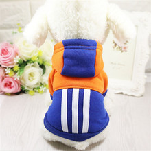 Cartoon Cheap Dog Clothes For Small Dogs Winter French Bulldog Jacket Halloween Costume Chihuahua Puppy Hoodies Pet