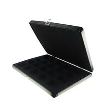 Presentation Display Case Box for DIY Earphone In ear Monitors IEM Earphones Demonstration