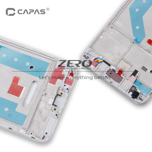 Image 2 - Middle Frame for Huawei Honor 5C/ 7 Lite Bezel Middle Frame Housing Faceplate Frame Honor 7 Lite Replacement Repair Spare Parts