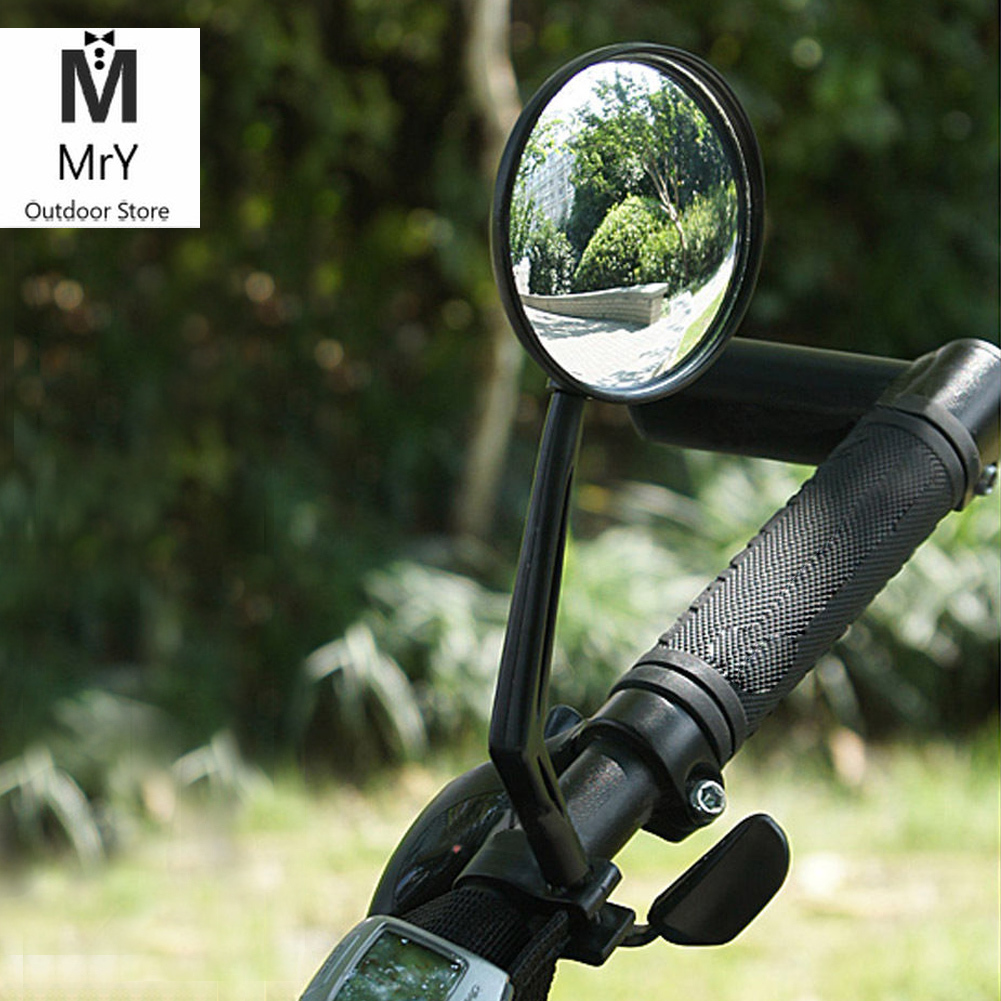 Bicycle Mirror Universal Handlebar Rearview Mirror 360 Degree Rotate For Bike MTB Bicycle Cycling Accessories