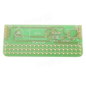 Image 2 - 5Pcs/lot DIY FLA 1 Simple Flashlight Circuit Board Electronic Kit DIY Parts Kit