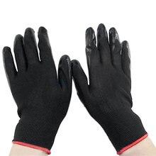 Черный сад механик Gumming Склад безопасности починки работы защитные перчатки