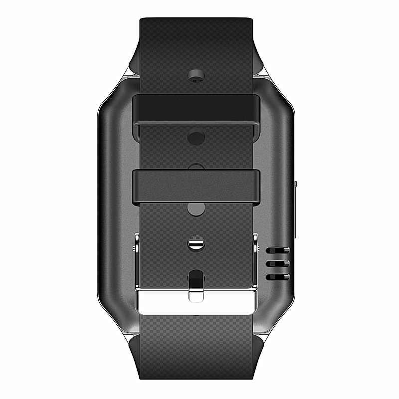 スマート時計 Sim カードスロットプッシュメッセージ Bluetooth 接続アンドロイド電話よりも DZ09 スマートウォッチ男性腕時計