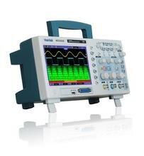 Hantek om mso5202d 200mhz 2 canais 1gsa/s osciloscópio & 16 canais analisador de lógica 2 em 1 usb frete grátis