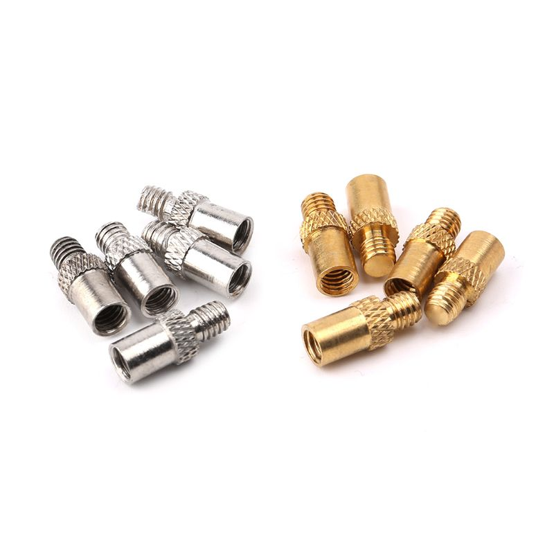 Popular 5pcs 1.8g Dart Weight Add Accentuator Tool Copper 2BA Thread Dart Accessories