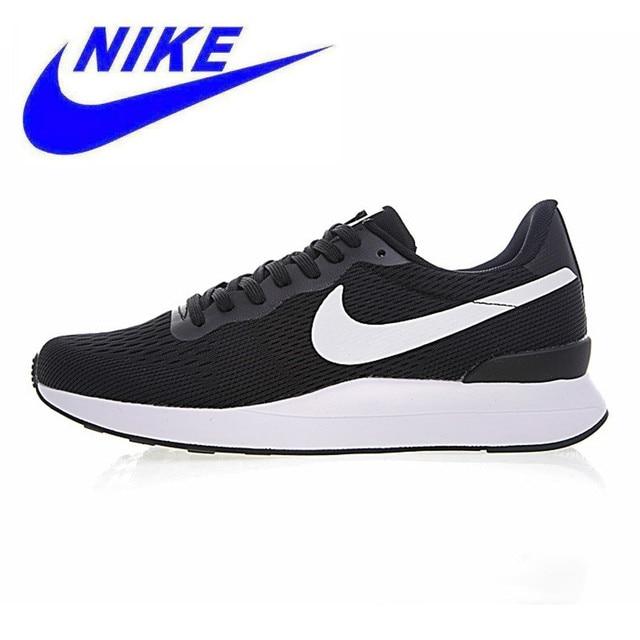 differently 66f75 d55da Original Nike Internationalist LT17 Men s Running Shoes, Black Grey,Outdoor Sneakers  Shoes, Lightweight