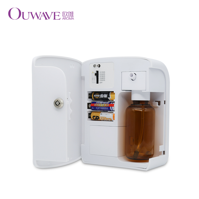 2019 Hot Sale Battery Operated Aroma Diffuser System For Home