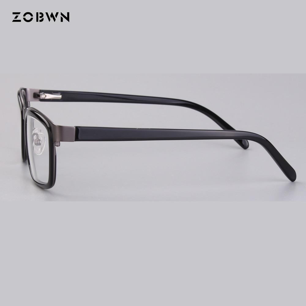 Mix Brille Retro stil Rahmen Computer Optische Mode Gläser Brillengestell Gafas Nerd Brillen Frauen Zobwn Großhandel dqw4OO