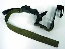 Tactical NVG font b Night b font font b Vision b font Goggle Helmet Mount Strap