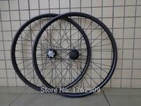 Новые 29 дюймов горный велосипед довод обод 3 К полный углеродного волокна дисковый тормоз углерода велосипед колесной 29ER MTB Частей Света Бес