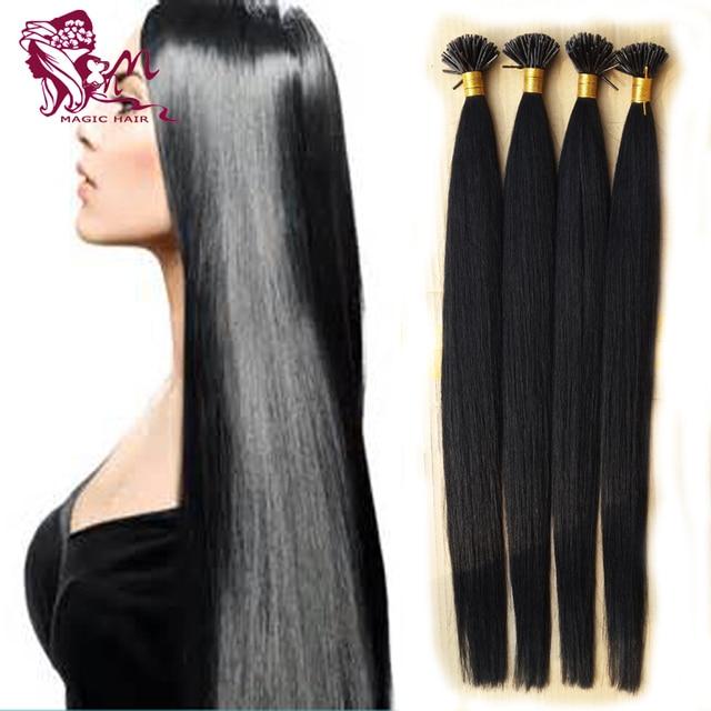 Fusion Hair Extensions I Tip Hair Extensions Keratin Natural Hair