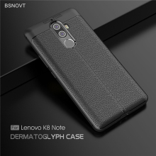 For Cover Lenovo K8 Note Case Shockproof Anti-knock PU Leather Vibe 5.5 BSNOVT