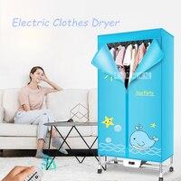 RC-R8 Uzaktan Kumanda Ile elektrikli çamaşır kurutma makinesi Havlu Raf Otomatik Gardırop Kurutma Makinesi Ev Bebek giysi kurutucu 1000 W