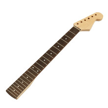 21 Frets Maple Rosewood Replacement Bass Neck Handle Fingerboard For 6 String Jazz Guitar Parts & Accessories