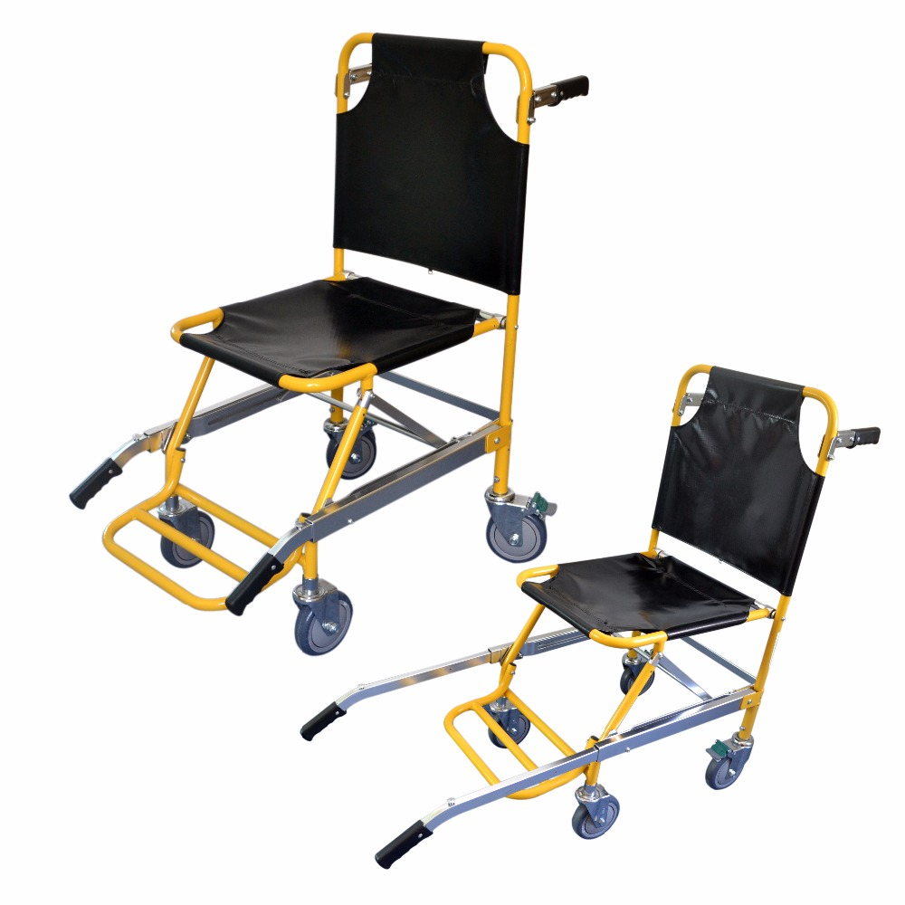 Portable Folding Handicapped Wheelchairs Aluminium Alloy Manual For Elderly Disabled Lig ...