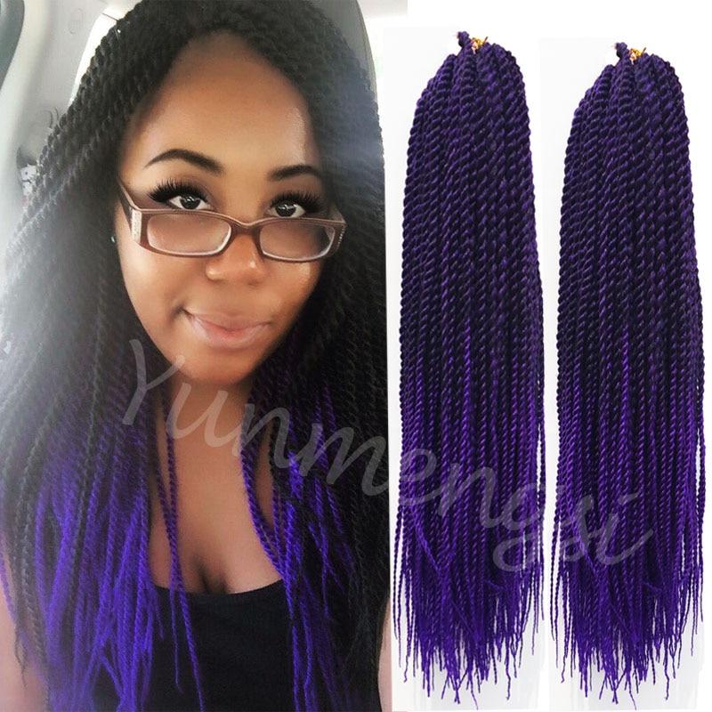 Crochet Hair In Purple : Popular Purple Marley Twist Hair-Buy Cheap Purple Marley Twist Hair ...