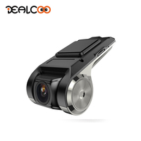 Dealcoo USB Car DVR 720P HD with ADAS for Dealcoo Car DVD Android Car Radio Fir for Above Android 4.0 GPS Navigation