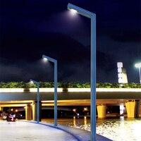 Promo Luces led simples modernas para jardín luces para exteriores lámpara de aluminio para césped tamaño personalizado