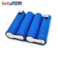 2000mAh for WORKZONE 14.4V 18650 Li ion lithium tool battery pack WZAS 14,4/1 Li 45.113.26 for self installation