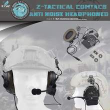 Z-TAC Z032 Comtac I Headset for Quick Hats Hunting