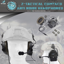 Z-Tactical Z-TAC Z032 Comtac I Headset for Quick Hats Hunting Aviation Headset Anr Headset Aviation Adapter