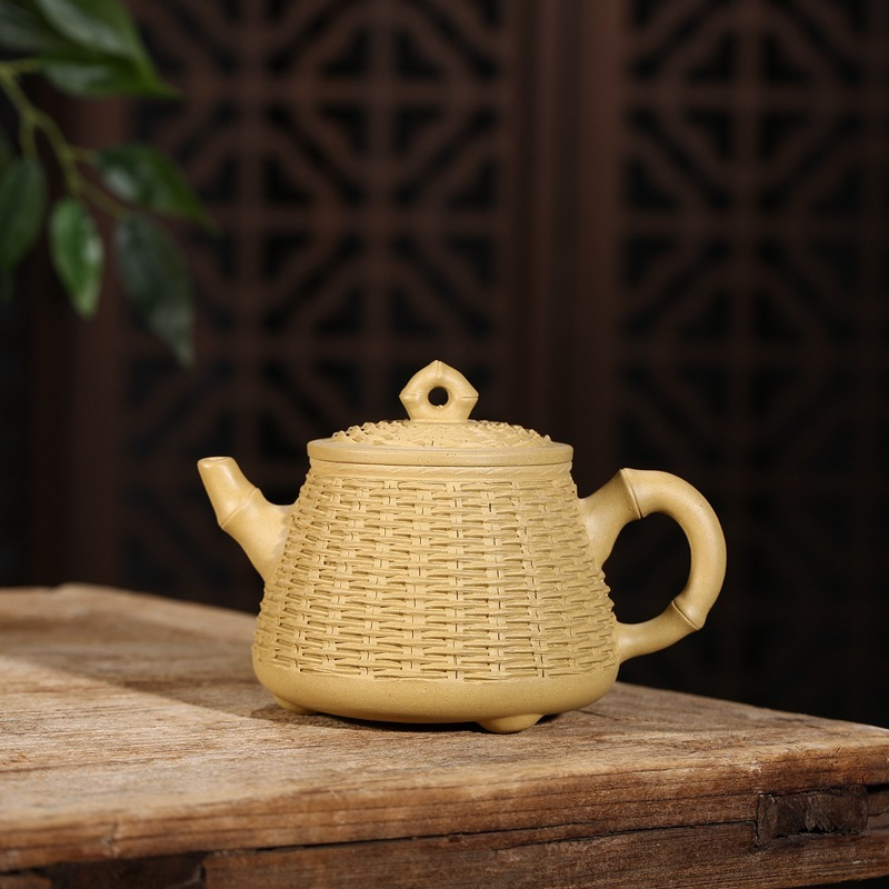 selling yixing undressed ore purple clay teapot recommended bamboo weaving fish basket girder shop agent undertakesselling yixing undressed ore purple clay teapot recommended bamboo weaving fish basket girder shop agent undertakes
