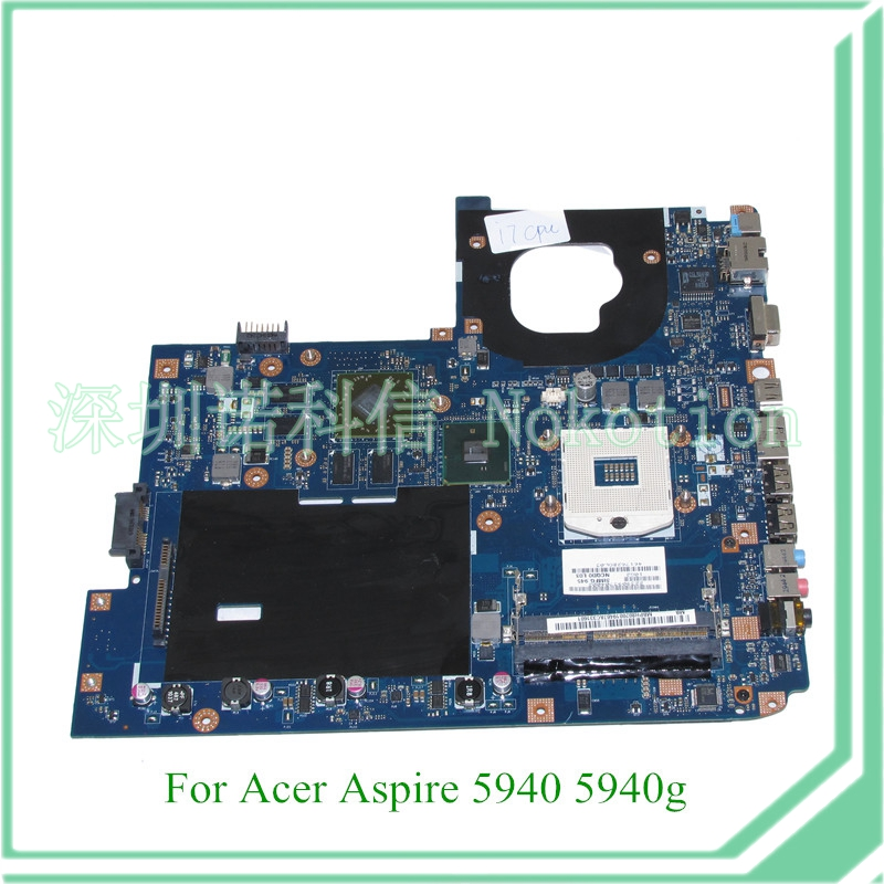MB.PH802.001 NCQD0 LA-5511P REV 1.0 MBPH802001 For Acer 5940G motherboard 15.6 PM55 Core i7 Only ATI Mobility Radeon HD 4650