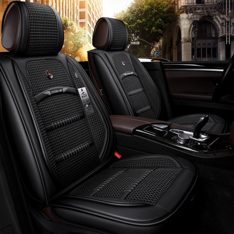 5 sièges (Avant + Arrière) De Voiture Housses de Siège De Voiture Coussins De Siège De Voiture pad, auto siège coussins Pour BMW Audi Honda CRV Ford Nissan VW Toyota