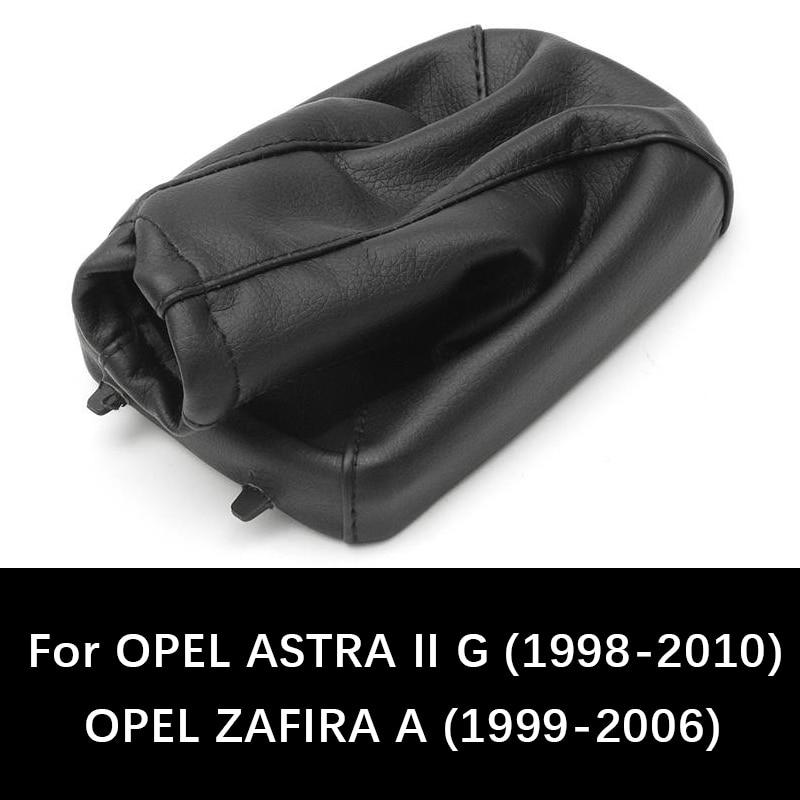 Knob Boot-Cover Car-Styling-Accessories Car-Shift-Gear Gaitor OPEL Zafira A Astra-Ii-G