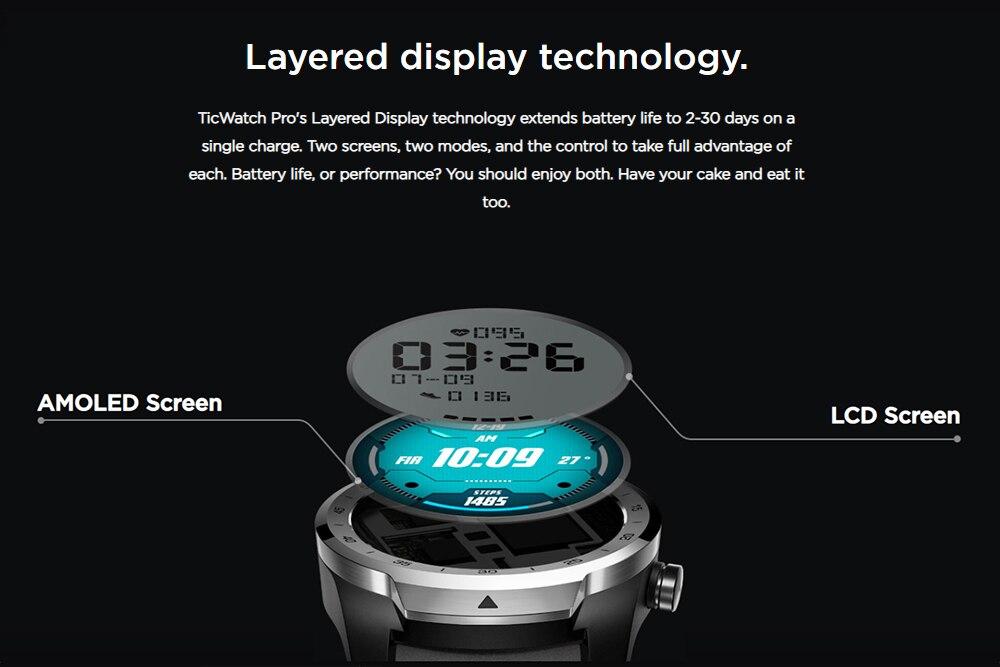 Layered Armbanduhr Google Der 4
