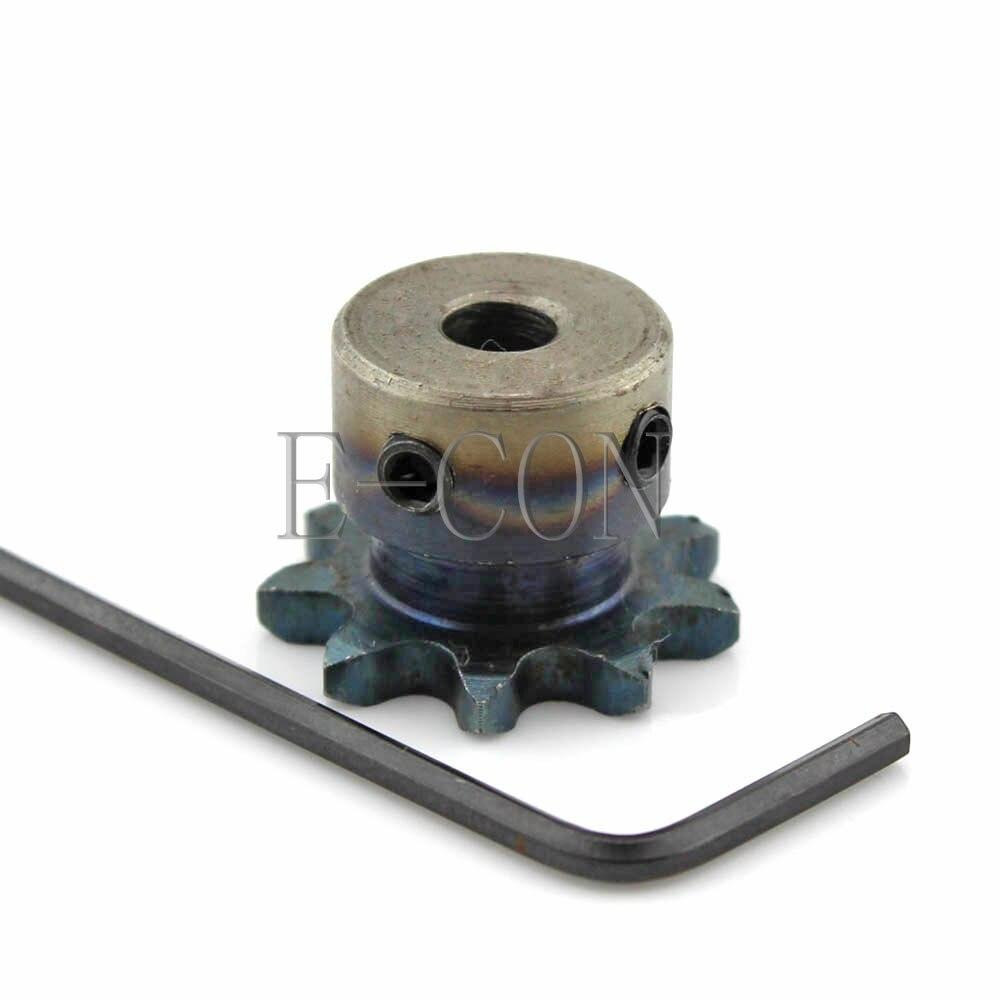 1-pieces-9-t-5mm-alesage-04c9t-metal-pilote-moteur-engrenage-rouleau-chaine-entrainement-pignon