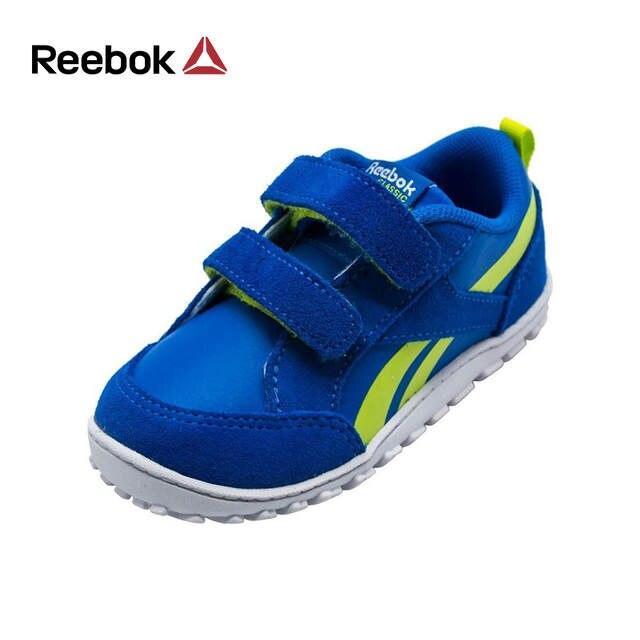 e604ef385d2c1f Online Shop REEBOK Original Running Kids Shoe Lightweight Damping Boys  Casual Flat Sport Baby Toddler Sneakers Children Brand Shoe